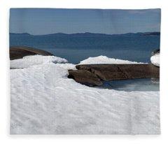 Leap   Fleece Blanket