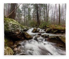 Leconte Creek Fleece Blanket