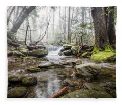 Leconte Treasure Fleece Blanket