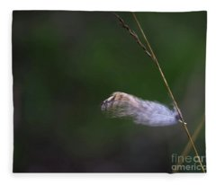 Left Behind Fleece Blanket