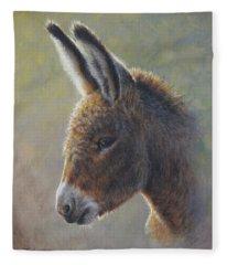 Lefty Fleece Blanket