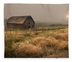 Legacy - Haynes Ranch Barn Fleece Blanket