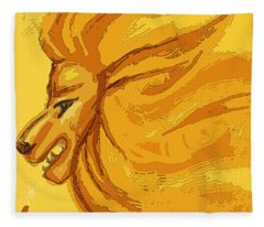 Leo Fleece Blanket