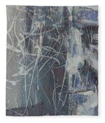 Leonard Cohen Fleece Blanket