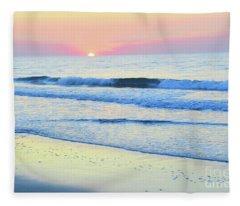 Let It Shine Fleece Blanket