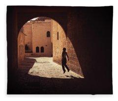 Levitate Fleece Blanket