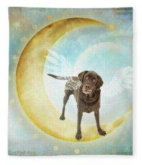 Liam Fleece Blanket