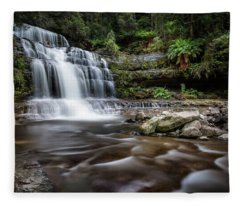 Liffey Falls Fleece Blanket