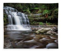 Liffey Falls Fleece Blanket