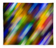 Light In Motion Fleece Blanket
