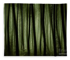 Light In The Darkness Fleece Blanket