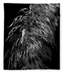 Light Shadows Fleece Blanket