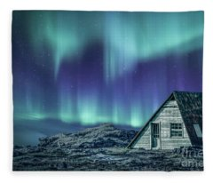 Light Up My Darkness Fleece Blanket