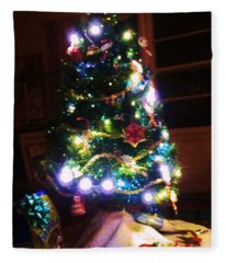 Light Up The Night Fleece Blanket