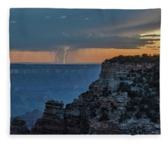 Light Up The Sky Fleece Blanket