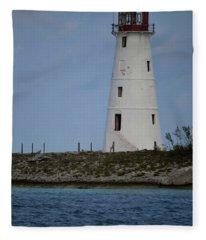 Lighthouse Watch Fleece Blanket