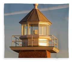 Lighthouse Wonder Fleece Blanket