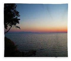 Like In Heaven Fleece Blanket
