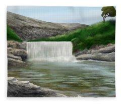 Lily Creek Fleece Blanket