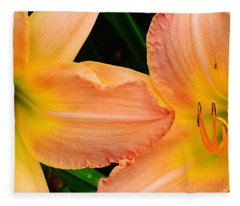 Lily Duo Fleece Blanket