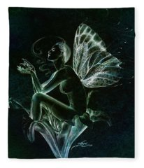 Lily Fay Fleece Blanket