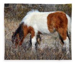 Linda Rae's Autumn Glory N2bhs-ap Fleece Blanket