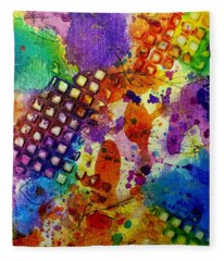Lion For A Day Fleece Blanket