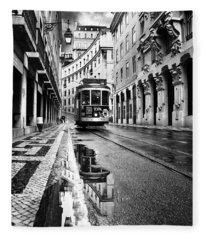 Lisboa Fleece Blanket