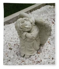 Little Angel Fleece Blanket