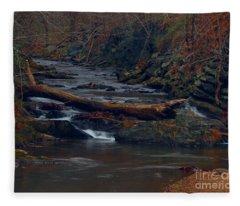Little Falls Fleece Blanket