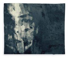 Little Susie / Pie Jesu  Michael Jackson Fleece Blanket