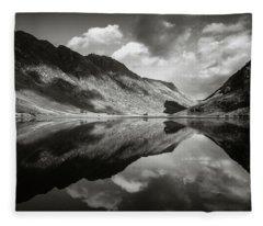 Loch Achtriochtan Fleece Blanket