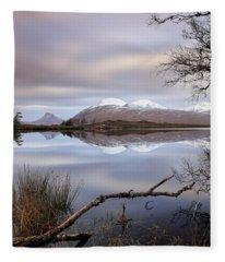Loch Cul Dromannan Fleece Blanket
