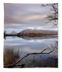 Loch Cul Dromannan Fleece Blanket