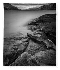 Loch Maree Fleece Blanket
