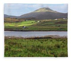 Loch Vatten - Isle Of Skye Fleece Blanket