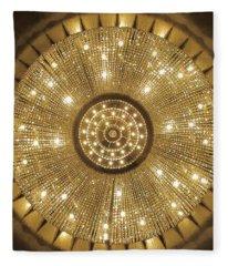 London Hilton Paddington 02 Fleece Blanket