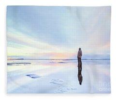 Loneliest Fleece Blanket