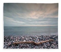 Loner Fleece Blanket