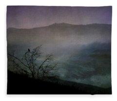 Lonesome Point Fleece Blanket