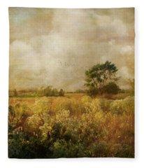Long Ago And Far Away Fleece Blanket