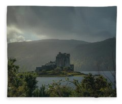 Long Ago #g8 Fleece Blanket