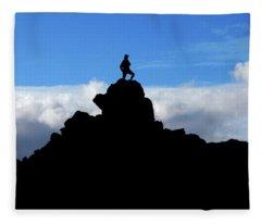 The Summit Hunter Fleece Blanket