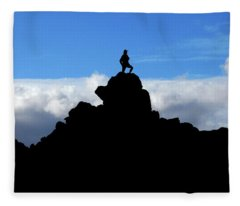 The Summit Hunter Fleece Blanket