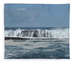 Loop Head Peninsula 1 Fleece Blanket