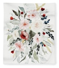Botany Fleece Blankets