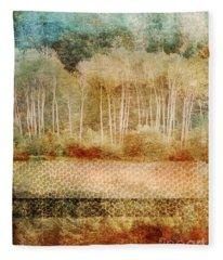 Loss Of Memory Fleece Blanket