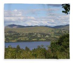 Lough Eske 4237 Fleece Blanket