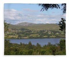 Lough Eske 4241 Fleece Blanket
