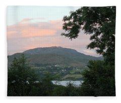 Lough Eske 4258 Fleece Blanket